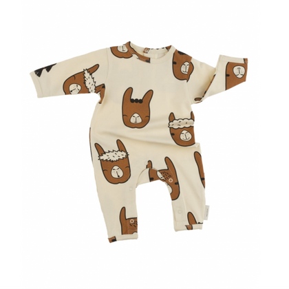 Tiny Cottons Llama Heads Onepiece