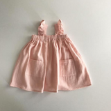 Liilu Kids Cara Dress in Pink