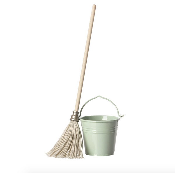 Maileg Mop and Bucket