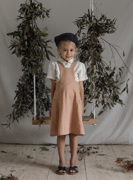 Yoli and Otis Haddi Pinafore