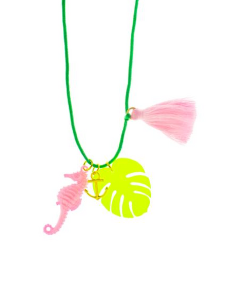 Gunner and Lux Beach Life Necklace
