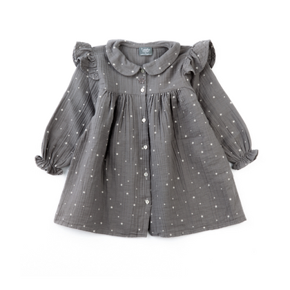 Tocoto Vintage Baby Stars Dress