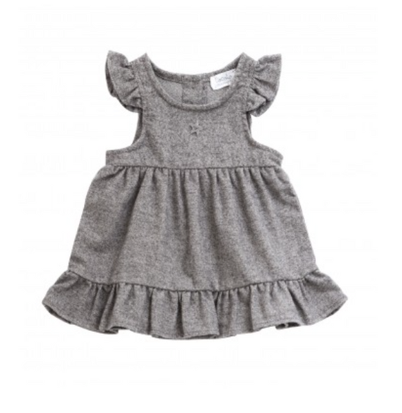 Tocoto Vintage Baby Flannel Dress