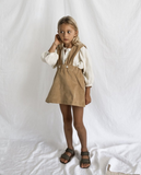 Yoli and Otis Emane Dress in Chestnut