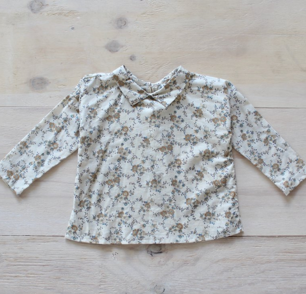 Yoli and Otis Eron Shirt in Antique Floral