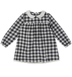 Little Cotton Clothes Penny Dress in Gingham