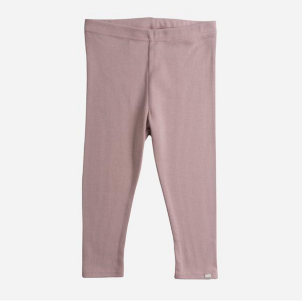 Minimalisma Cotton Nice Leggings  - Dusty Rose