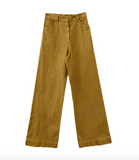 Nico Nico Solar Twill High Waisted Twill Pants