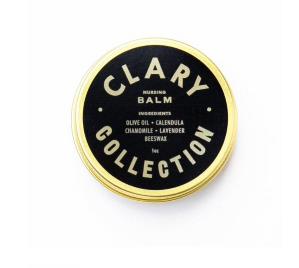 Clary Collection Nursing Balm