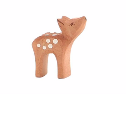 Ostheimer Wooden Deer, Small, Head High