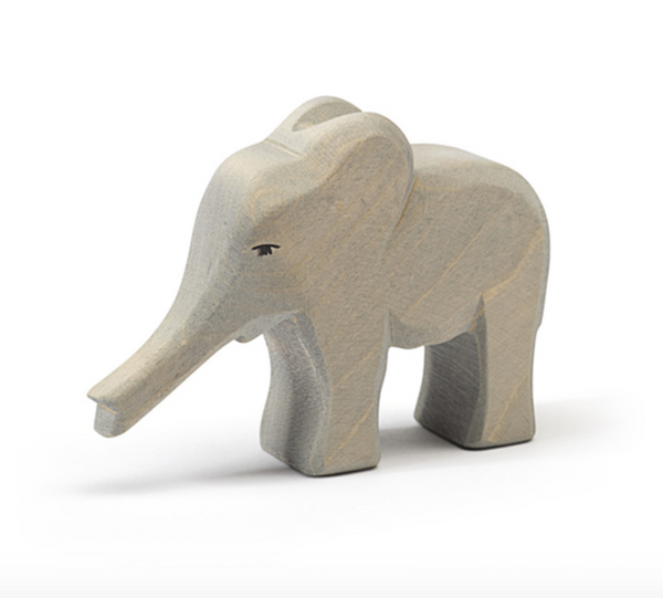 Ostheimer Wooden Small Elephant Trunk Out