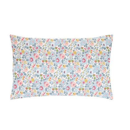 Coco & Wolf Liberty Print Pillow Case - Betsy Grey
