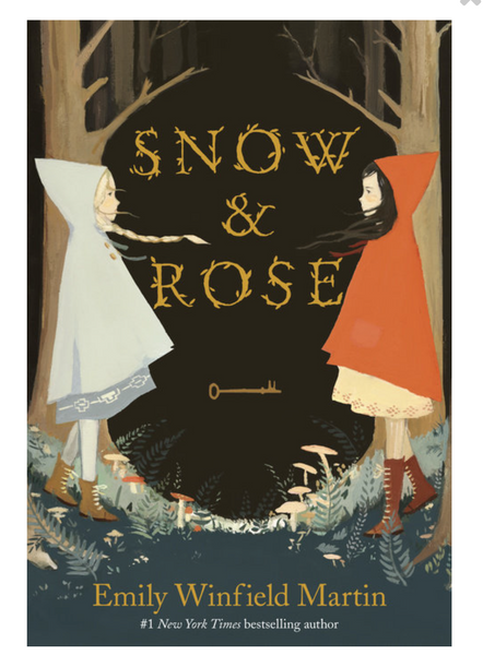 Snow & Rose by Emily Winfield Martin