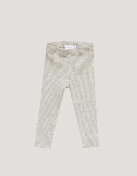 Jamie Kay Essentials Leggings - Oatmeal Marle