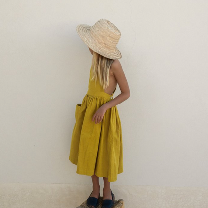 Yoli and Otis Valeriane Dress in Lisbon