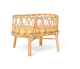 Poppie Toys: Poppie Crib in Yellow