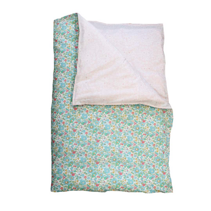Coco & Wolf Liberty Print Duvet Set  - US Twin - Betsy Turquoise