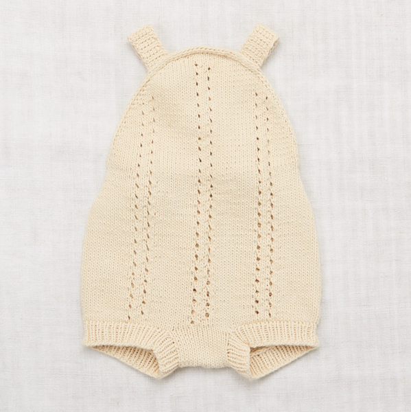 Misha and Puff Sea Urchin Sunsuit in String