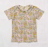 Misha and Puff Trumpet Flower Collar Tee