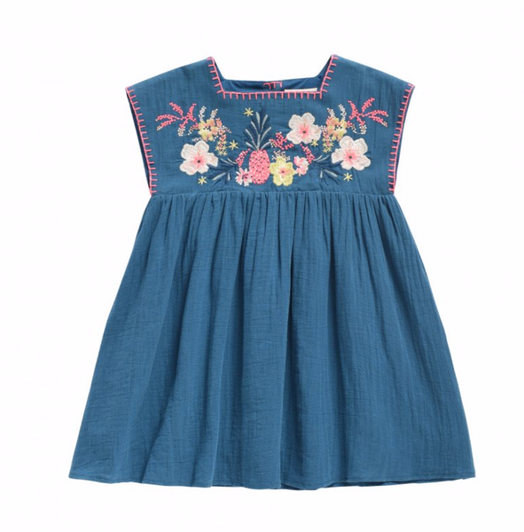 Louise Misha Summer Lagoon Dress