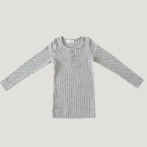 Jamie Kay Essentials Henley Grey Marle