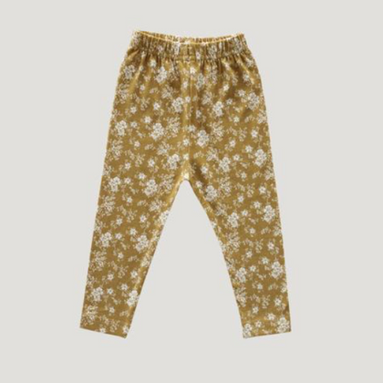 Jamie Kay Leggings - Golden Floral