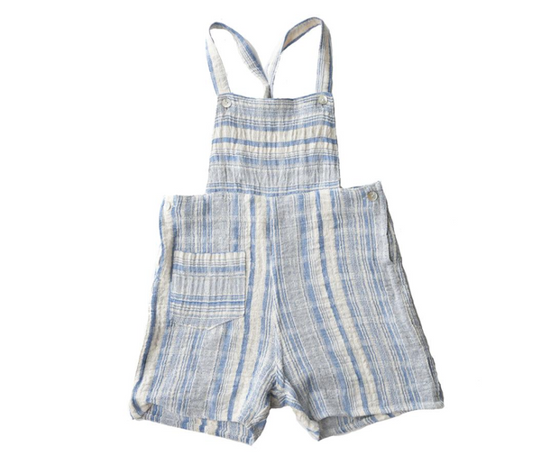 Summer & Storm Stone Overall in Stripe