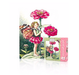 Flower Fairy Mini Puzzle  - Zinnia Fairy