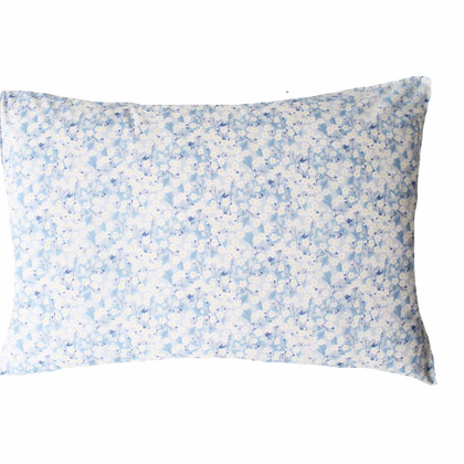 Coco & Wolf Liberty Print Pillow Case - Mitski Sky Blue