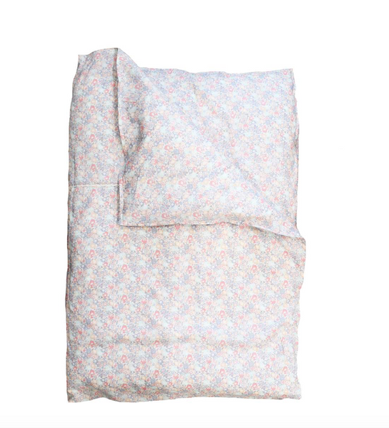 Coco & Wolf Liberty Print Duvet Set  - US Twin - Michelle Pink
