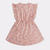Repose AMS Misty Ruffle Dress in Liberty Flower