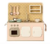 Maileg Retro Metal Kitchen in Powder