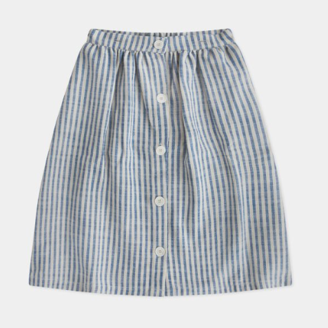 Repose AMS Button Down Skirt