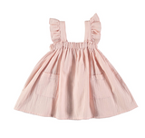 Liilu Cara Dress in Pale Pink