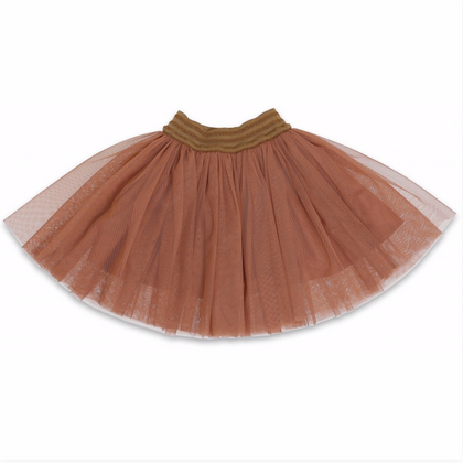 Konges Ballerina Skirt in Toffee