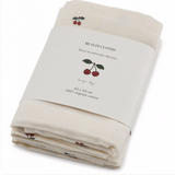 Konges Cherry Muslin Three Pack