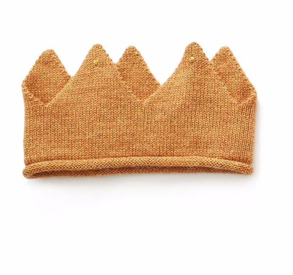 Oeuf Crown - Gold
