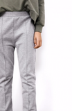 Gray Label Slim Fit Trouser in Grey