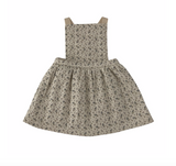Liilu Quilted Apron Dress