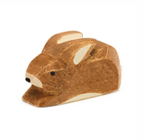 Ostheimer Wooden Rabbit Brown, Small