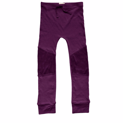Nico Nico Cypress Pointelle Legging in Berry