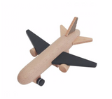 Kiko + gg Wooden Wind Up Plane