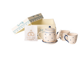 Maileg Tea and Biscuits for 2  - Blue Set