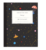 Mr. Boddington Composition Book - Space