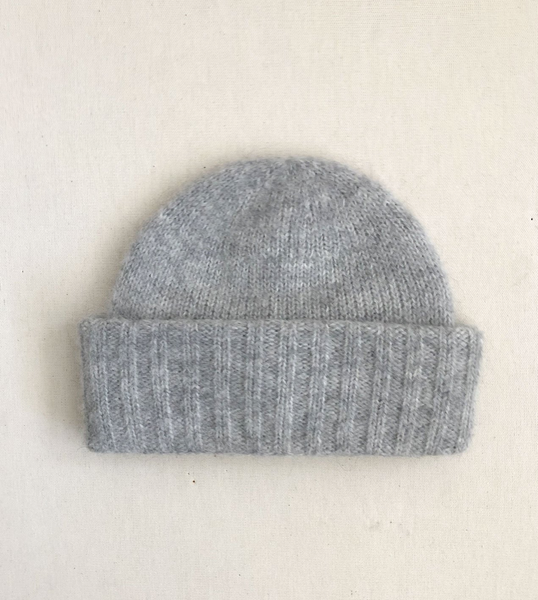 Micaela Greg - Heather Wooly Beanie