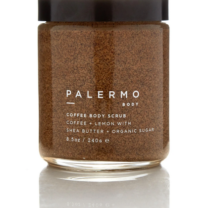 Palermo Body Coffee Body Scrub