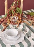 Heather Taylor Home - Milos Hunter Tablecloth