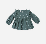Rylee & Cru Piper Blouse in Northern Star