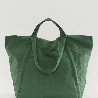 Baggu Travel Cloud Bag in Eucalyptus