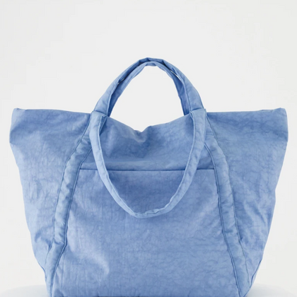 Baggu Travel Cloud Bag in Cornflower
